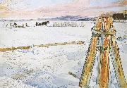 Harverstion Ice Carl Larsson