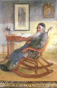 My Father,Olof Larsson Carl Larsson