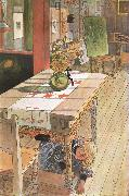 Hide and Seek Carl Larsson