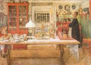 Just a Sip Carl Larsson