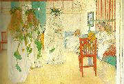 gratulation Carl Larsson