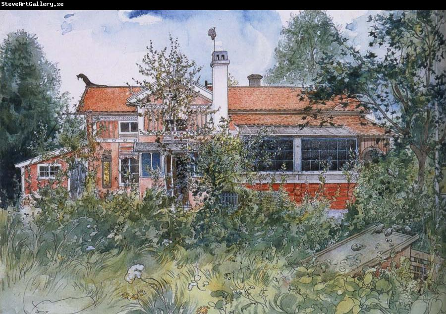 Carl Larsson Cottages
