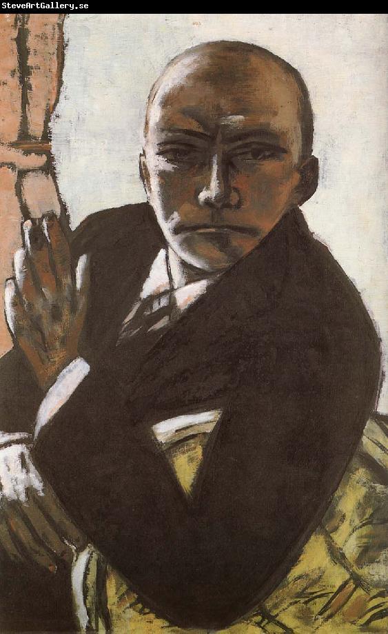 max beckmann self portrait Max beckmann - self-portrait woodcut, 1922 tags: face, man, portrait, human, linocut, cut, print, linoleum, lino, carving, block, woodcut, helen elstone.